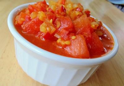 Watermelon Chutney