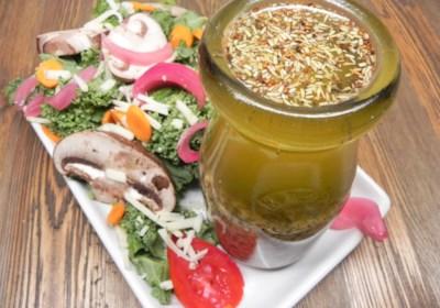 Big Ray's Mediterranean Salad Dressing