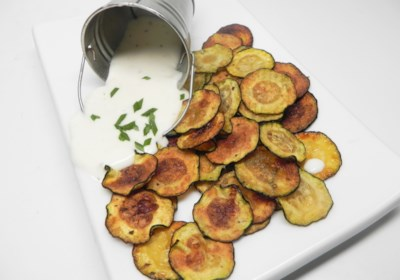 Simple Zucchini Chips