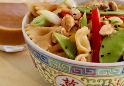 Thai-Style Peanut Stir-Fry Sauce