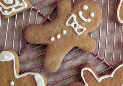 Gingerbread Men from Splenda®