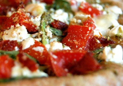 Spinach and Feta Pita Bake
