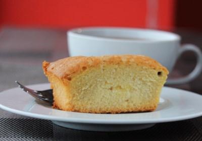 Coconut Sour Cream Pound Cake