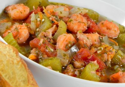 Russell's Fish Stew