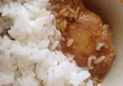 Easy Slow Cooker Chicken Thighs with Honey