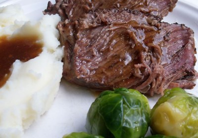 Slow Cooker Roast Beef