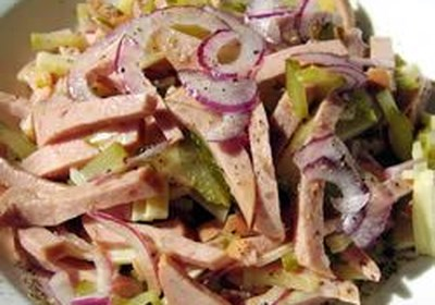 German Wurst Salad