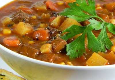 Steak Soup