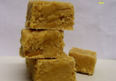 Creamy Peanut Butter Fudge