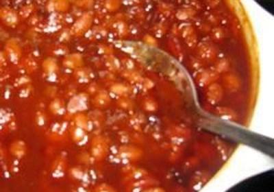 Baked Beans, Texas Ranger