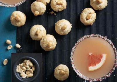 Lunar New Year Peanut Cookies