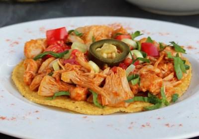 Jackfruit Vegan Tacos