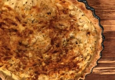 Easy Gluten-Free Quiche Lorraine