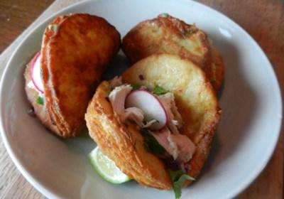 Tacros (Croissant Tacos)