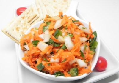 "Vegan ""Shrimp"" Ceviche"
