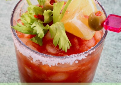 Emily's Famous Bloody Mary