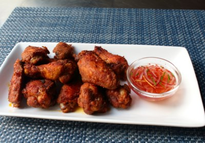 Chennai Chicken Wings