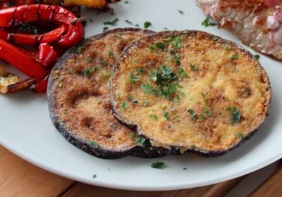 Pan-Fried Eggplant