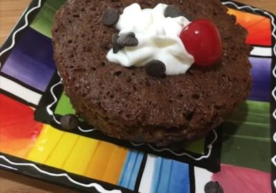 Best Ever Vegan Chocolate Mug Cake