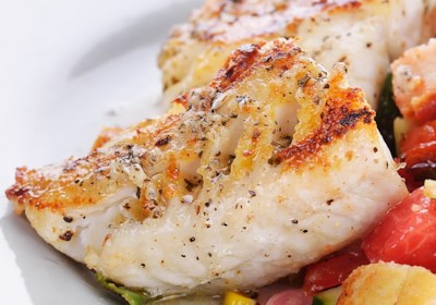 Chef Jimmie Jones's Grilled Mahi Mahi