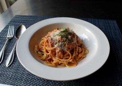Chef John's Chicken Spaghetti