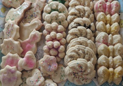 Grandma's Cutout Sugar Cookies