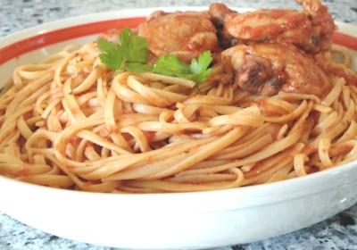 Chicken Cacciatore for the Instant Pot®