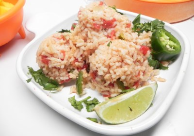 Spanish Rice in the Pressure Cooker