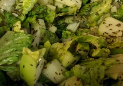 Mojito Salad
