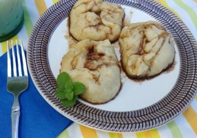 Vegan Apple Dumplings