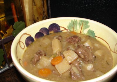 Ted's Beef Stew