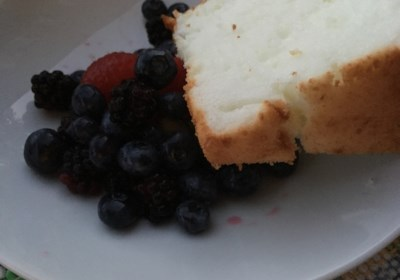 Angel Food Cake II