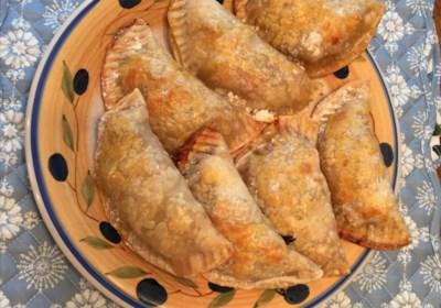 Easy Empanada Samosas