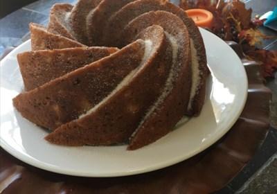 Fresh Pear Cake