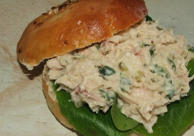 Quick Tuna Salad