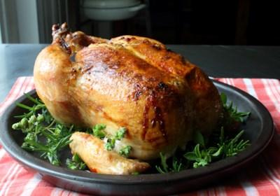 Feta Roast Chicken