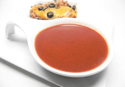 Paleo Enchilada Sauce