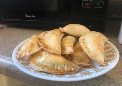 Empanadas de Pollo (Easy Chicken Empanadas)