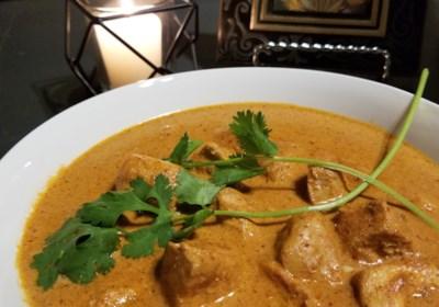 Makhani Chicken (Indian Butter Chicken)