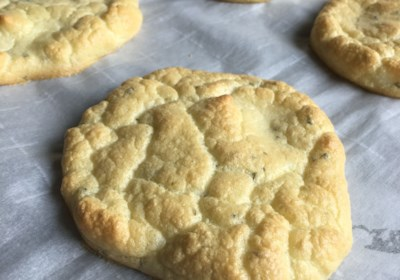 Cloud Bread with Italian Herbs