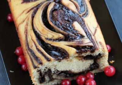Nutella® Cream Cheese Pound Cake