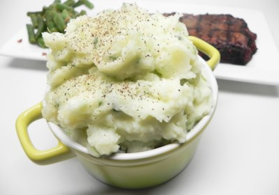 Spicy Mashed Potatoes