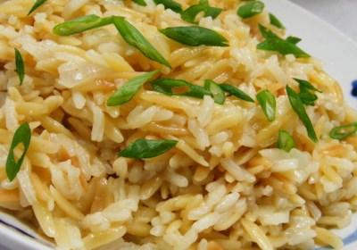 Sarah's Rice Pilaf