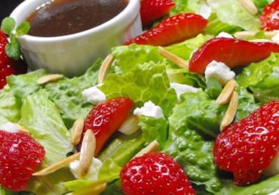 Strawberry and Feta Salad