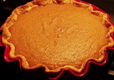 Sweetest Southern Sweet Potato Pie