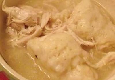 Chicken and Dumplings IV