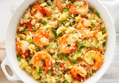 CAMPBELL'S® Shrimp Fried Rice