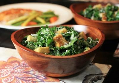 All Kale Caesar