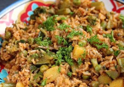 Vegan Biryani Recipe