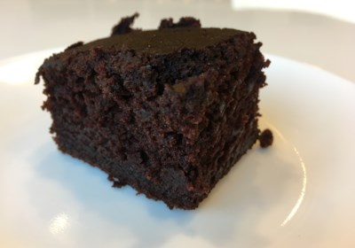 Gluten-Free Wacky Depression Era Chocolate Cake